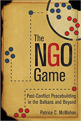 The NGO Game: Post-Conflict Peacebuilding in the Balkans and Beyond cover