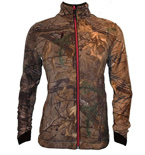 Gerbing Gyde Thermite Heated Fleece Jacket for Women, Camouflage - 7V Battery