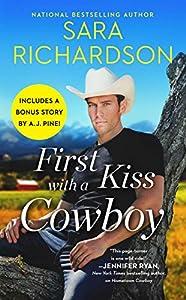 First Kiss with a Cowboy: Includes a bonus novella (Silverado Lake Book 1)