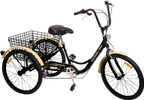 Also like three wheeler 5 speed adult bike