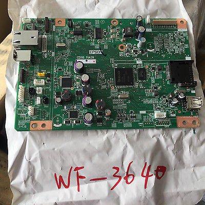 FORMATTER BOARD Main board CD16 main for Epson WORKFORCE WF 3640 WF3640 WF-3640