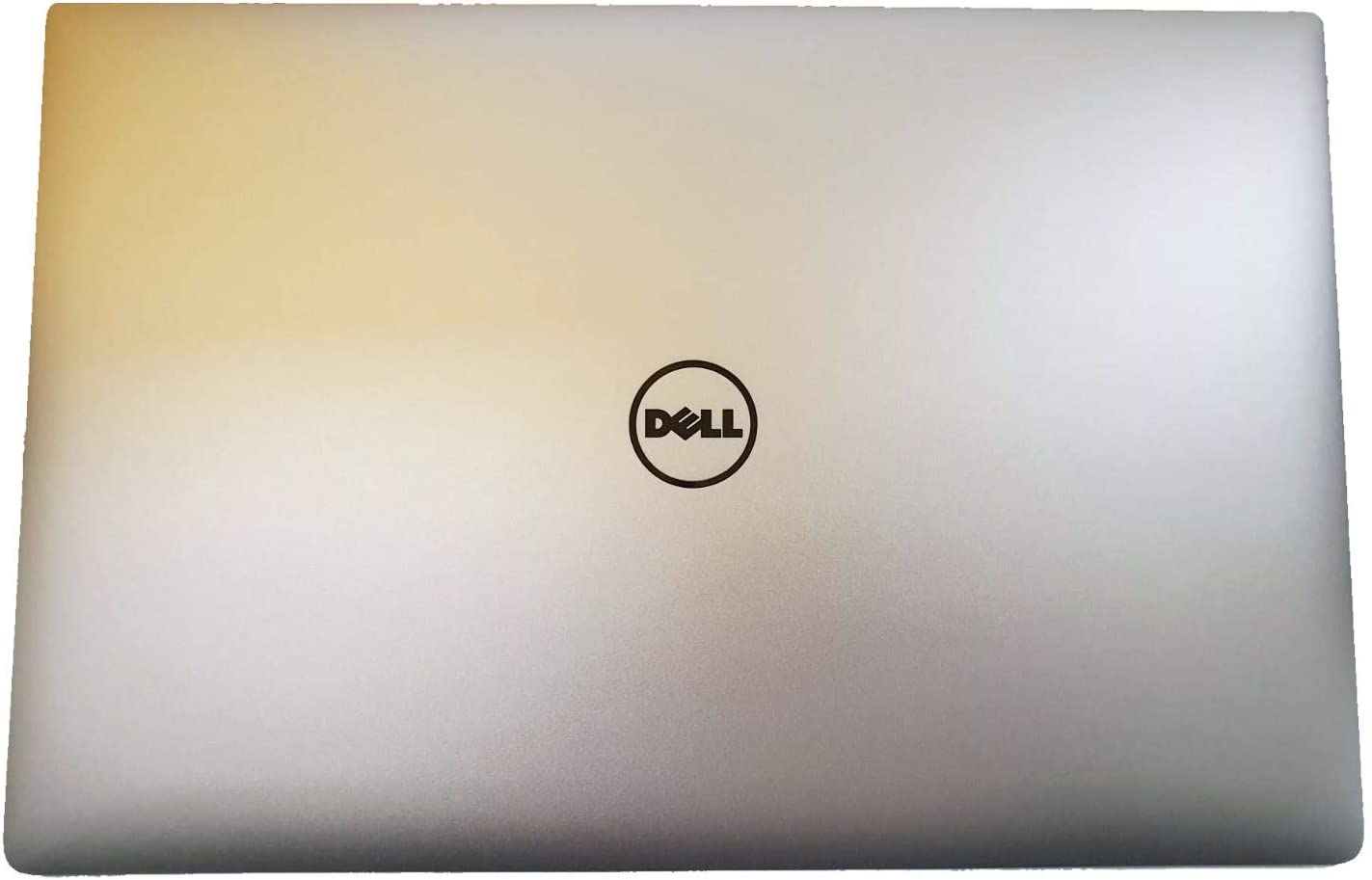 Compatible for Dell XPS 15 9560 9550 5510 M5510 Replacement LCD Back Cover Silver Top Lid Fits for 0J83X5 J83X5