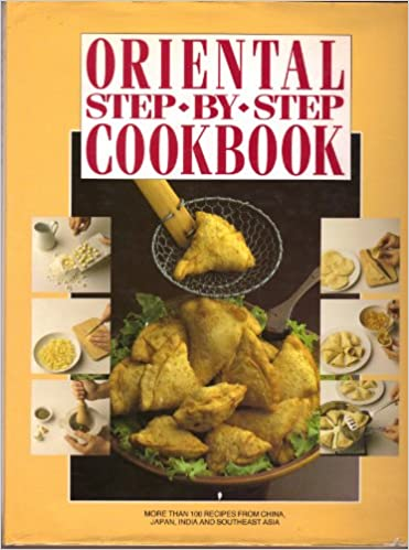 Amazon in: Buy Oriental Step-By-Step Cookbook Book Online at