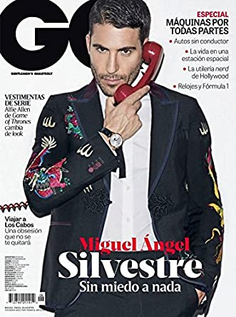 GQ Latin America July 1, 2017 issue