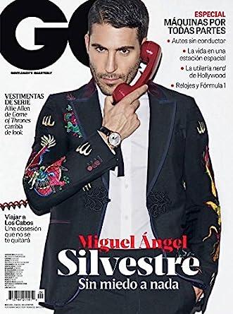 GQ Latin America July 1, 2017 issue