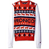 FOCO NFL One Too Many Ugly Sweater