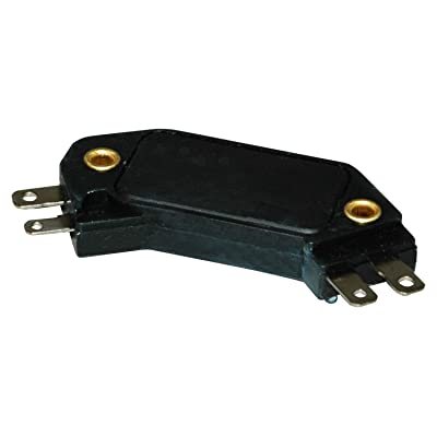 MSD Ignition 5596 Street Fire Distributor for HEI Module Engine: Automotive