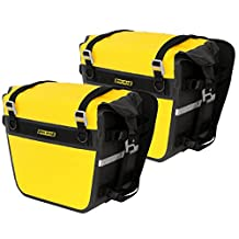 Nelson Rigg 100% Waterproof Dry Saddlebags Mounts to most Adventure, Dual sport, and Touring motorcycles