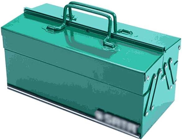 CHENXIN Caja de herramientas, plancha, multifunción, hierro, herramientas eléctricas plegables, reparación en el hogar, caja de herramientas for electricistas. caja de herramientas: Amazon.es: Bricolaje y herramientas