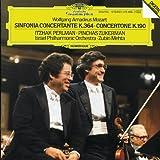 Mozart: Sinfonia Concertante K.364, Concertone K.190