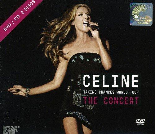 CD : Celine Dion - Taking Chances World Tour the Concert (Asia - Import, NTSC Format, 2 Disc)