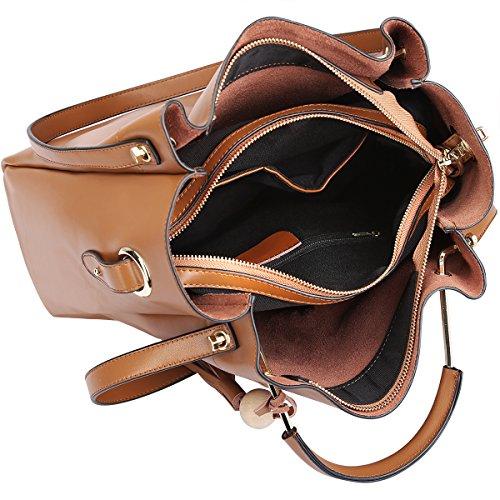 Big-Sale-S-ZONE-3-Way-Women-Designer-Leather-Handbags-Shoulder-Bag-Purse-with-Tassel