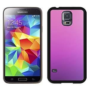 Unique Designed Cover Case For Samsung Galaxy S5 I9600 G900a G900v G900p G900t G900w With Purple Luv Gradation Blur Wallpaper Phone Case