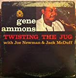 GENE AMMONS TWISTING THE JUG vinyl record