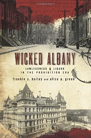book cover of Wicked Albany