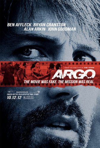 Argo Original Movie Poster Double Sided