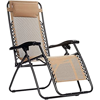 Amazon.com: Caravan Sports Infinity Zero Gravity - Sillón ...