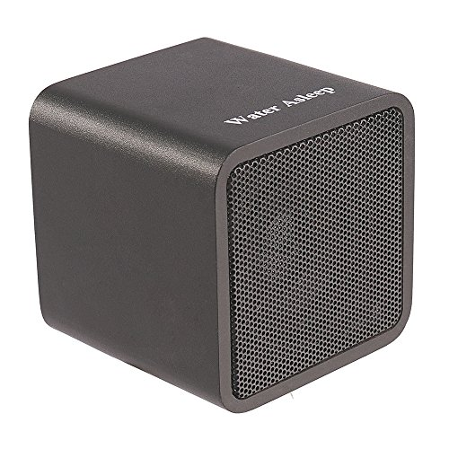 Portable bluetooth speaker,Water Asleep Home speaker,Outdoor Speaker,Wireless bluetooth speakers for iPhone Samsung and more Bluetooth device and Wired speakers with 3.5mm jack audio device(Black)