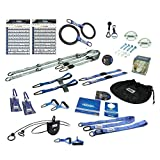 Best Suspension Gym Kit - The Human Trainer Complete Pro Kit - Suspension Gym
