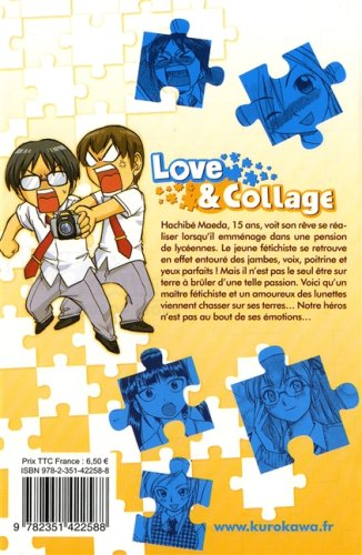 Love & Collage, Tome 2 (French Edition)