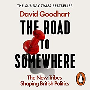 The Road to Somewhere Audiobook