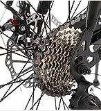 KimBird 26 Inch Folding Mountain Bike, 24 Speed