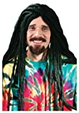 Long Dreadlocks Hippie Wig