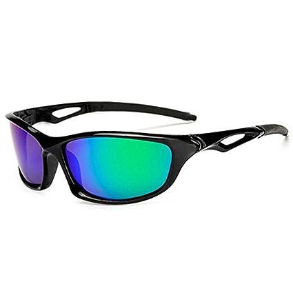 Amazon.com: Polarizadas anteojos de sol deportivas, para ...