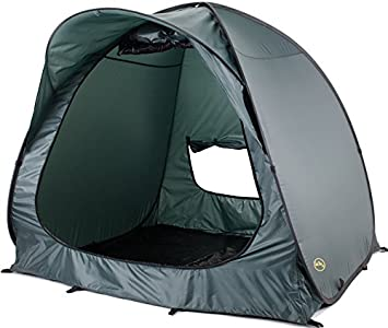 Quick Bivvy 2000 Fishing bivvy pop up sports tent quick up and down shelter  sc 1 st  Amazon UK : pop up day tent - memphite.com