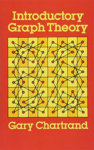 Introductory Graph Theory (Dover Books on Mathematics) from Gary Chartrand