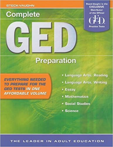 Complete GED Preparation 2nd Edition