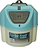 Challenge 50114 Turbo Troll Bait Bucket, 8 Quart, White