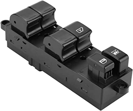 SWITCHDOCTOR Window Master Switch for 2007-2010 Nissan Versa
