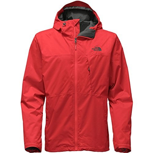 The North Face Men's Arrowood Tri Climate Jacket - Cardinal Red - 2XL (Past Season) by The North Face