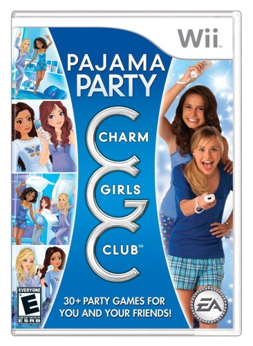 Charm Girls Club: Pajama Party - Nintendo Wii