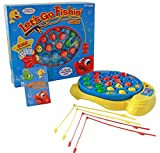 Games - Pressman Toy - Lets Go Fishin Combo Game (incl Go Fish Card) 0058-06