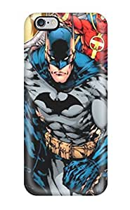 New Justice League Tpu Case Cover, Anti-scratch AmyAMorales Phone Case For Iphone 6 Plus