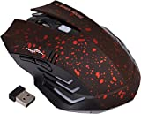 TMS 1600DPI 6 Buttons Wireless USB 2.0 Receiver Gaming Game Mouse Mice for PC Laptop