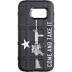 LIMITED EDITION - Authentic Made in U.S.A. Magpul Industries Field Case for Samsung Galaxy S7 (Not for Samsung S7 Edge or S7 Active) Come and Take It (AR-15)