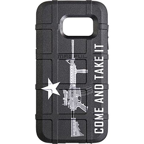 LIMITED EDITION - Authentic Made in U.S.A. Magpul Industries Field Case for Samsung Galaxy S7 (Not for Samsung S7 Edge or S7 Active) Come and Take It - It Magpul Take And Come