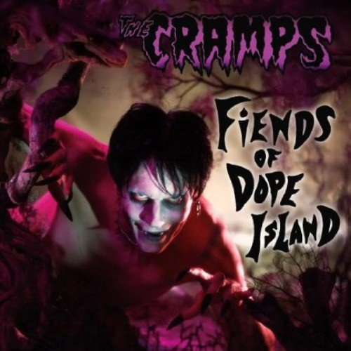 CD : The Cramps - Fiends of Dope Island (CD)