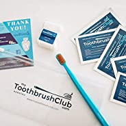 My Toothbrush Club - A Premium Toothbrush Subscription Box