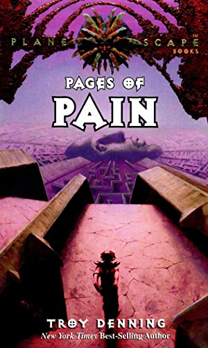 book cover of Pages of Pain
