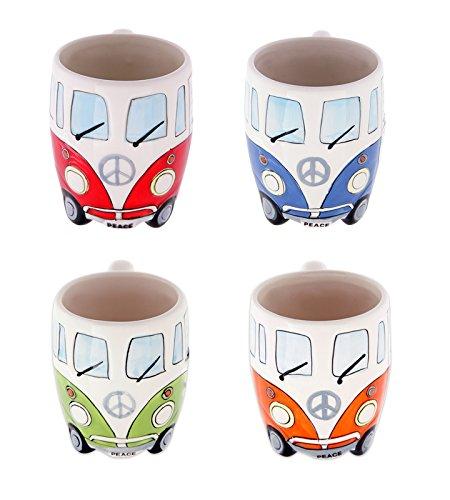 vw camper van mug - 8