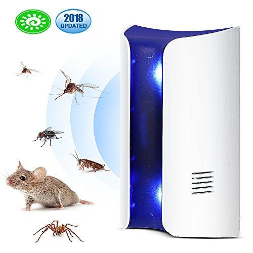 Ultrasonic Pest Control |2018 Upgraded- Anti Mi...