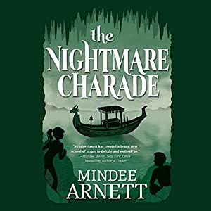 The Nightmare Charade Audiobook