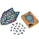 Unidragon Wooden Jigsaw Puzzles – Unique Shape