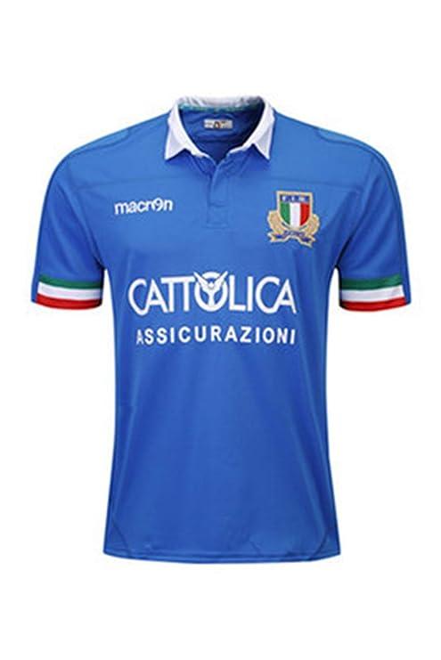 YHANS Camisetas de Rugby para Hombre,Rugby Jersey, Mundial Cup19 ...