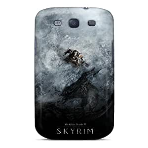 Brand New S3 Defender Cases For Galaxy (skyrim Dragon Shout)