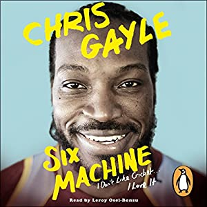 Six Machine Audiobook